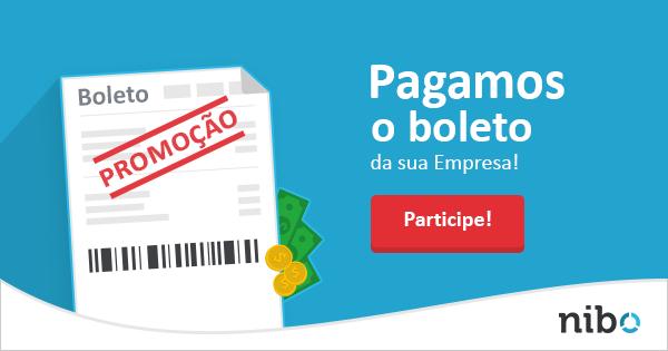 Promoção: Boleto Pago